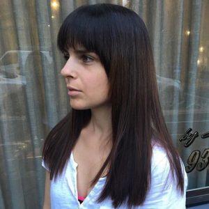 Keratin with Crown Hair Sydney