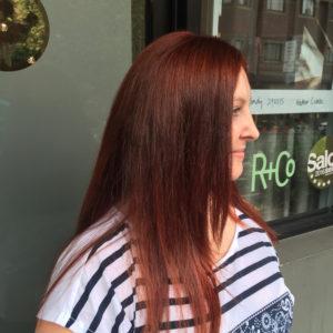 Red Hair Blog