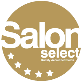 Salon Select colour logo